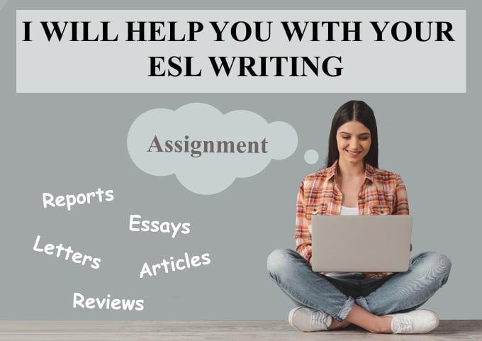 English original writing help