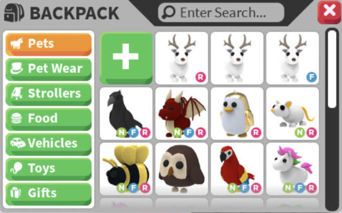 Give You A Legendary Pet In Roblox Adopt Me By Amazeplays