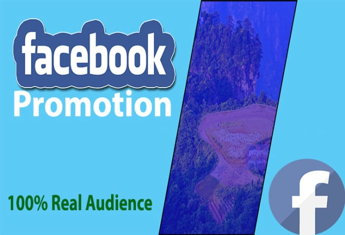 I will promote your facebook post, social media advertising