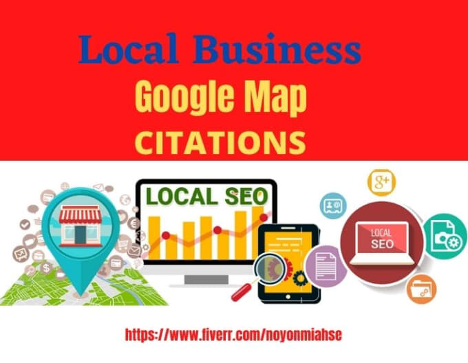 do 400 google map point for ranking gmb and local business seo