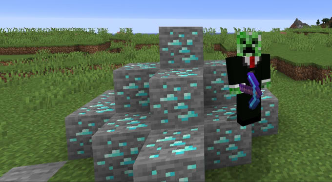 Farm Ores For You In Minecraft By Pxxzaliebhaber