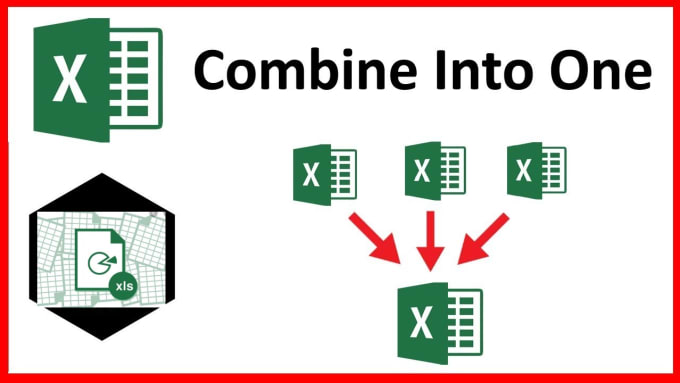 merge multiple excel files into one