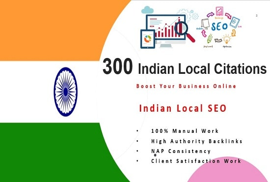 add a business to top 300 indian local citations for local seo