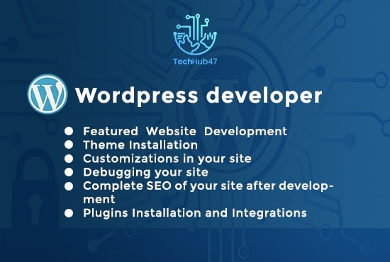 build your dream wordpress website in no time