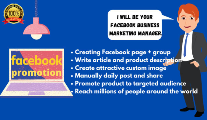 Be Your Facebook Marketing Manager Plus Consultant By Mdasif58