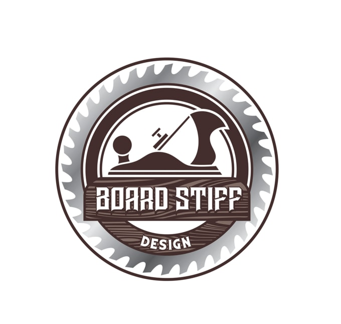 design awesome carpentry logo with free vector file