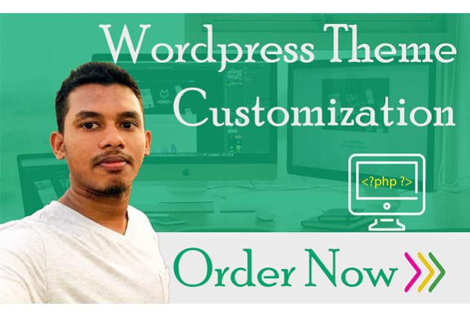 I will do themeforest wordpress theme installation, customize in 9h