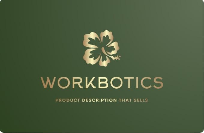 copywrite product description for amazon listings