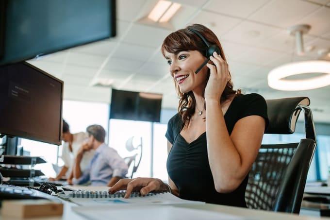 provide business phone calls