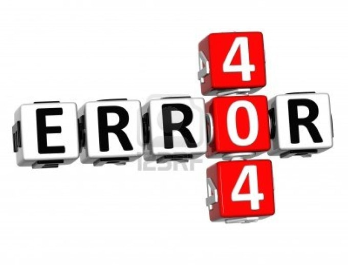 solve an error named with a number in your pc