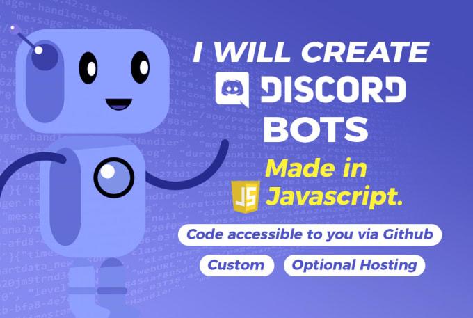 create a discord bot
