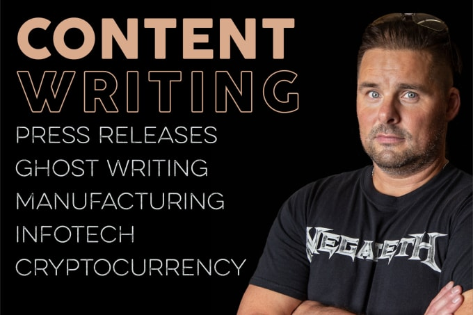 write professional articles on any business topic