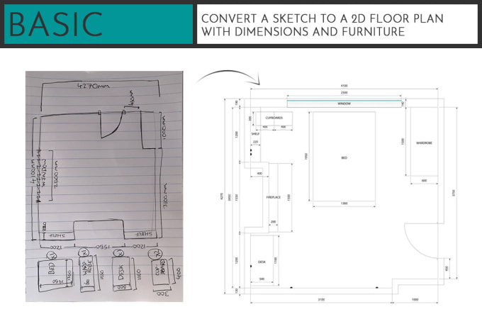 Create A Floor Plan For Your Room Or Shed By Tlockwooddesign Fiverr