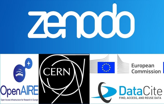 upload, publish and make live your content, and research publications in zenodo