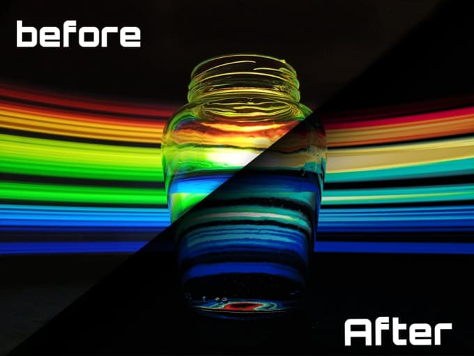 edit your images and do color correction