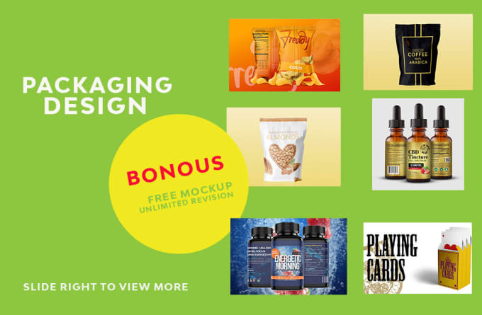 create professional  product mockup for you