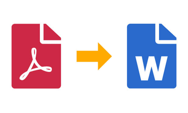 do convert pdf to word,copy and paste job