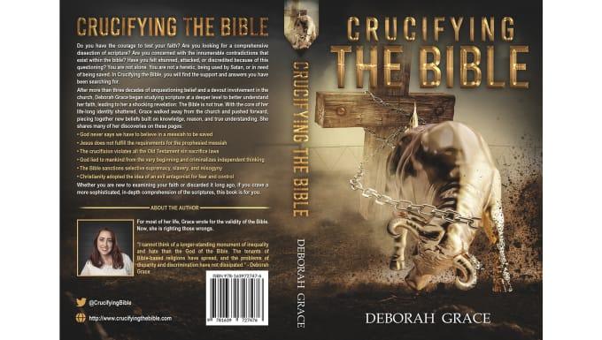 make christian book cover, createspace book cover design