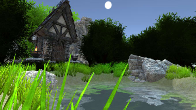 create level design in unity and unreal