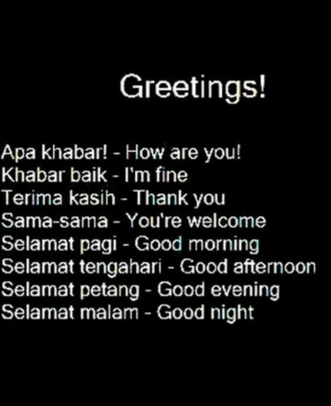 Translate From English To Malay Or Bahasa Melayu By Reddo777