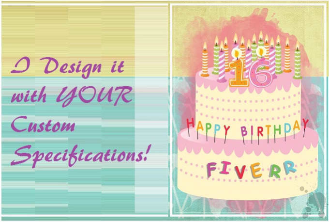 Stupendous Create A Customized Virtual Birthday Cake Card By Dazzlingdianne Personalised Birthday Cards Veneteletsinfo