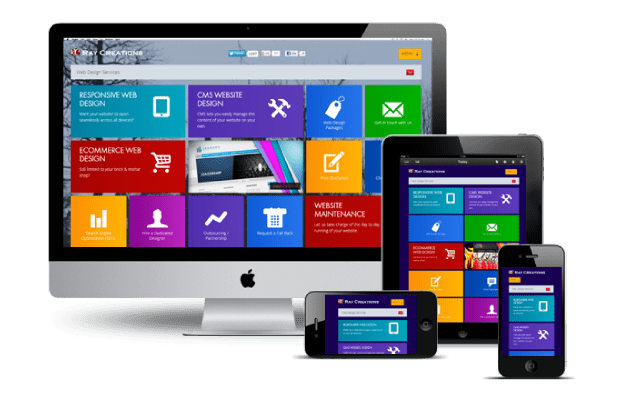 design and develop stunning mobile friendly website