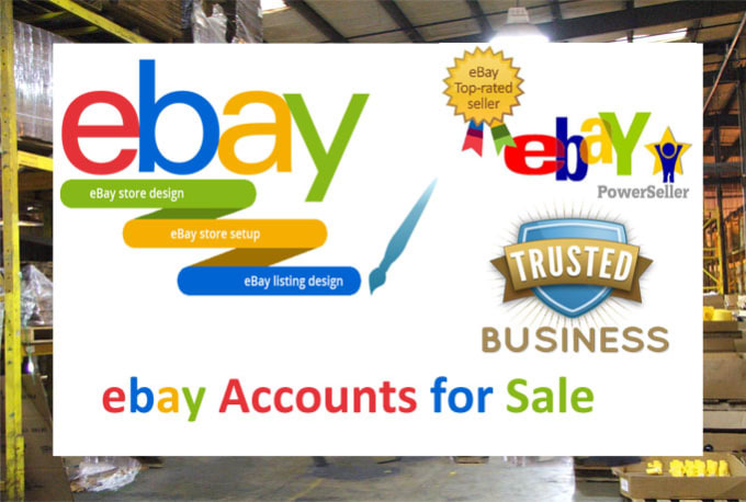 Established Ebay Accounts For Sale By Decorbusiness