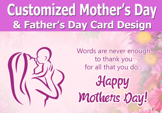 Stupendous Design Mothers And Fathers Day Greeting Cards By Ruwanprasanga Birthday Cards Printable Opercafe Filternl