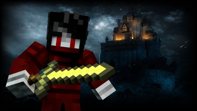 Create An Epic Minecraft Render Of Your Skin By Wraithalucard