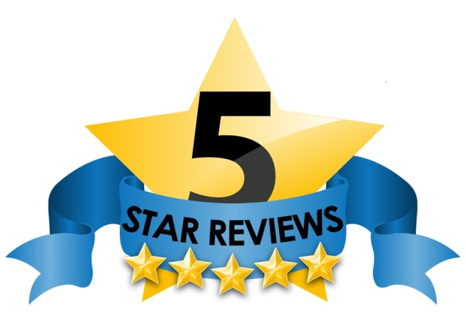 Give you 25 facebook reviews with five star rating on your fan page by  Fiverselling