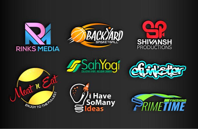 I will do professional logo for you