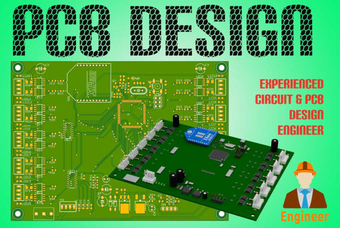 Do Any Pcb Design Or Circuit Design By Jakky91