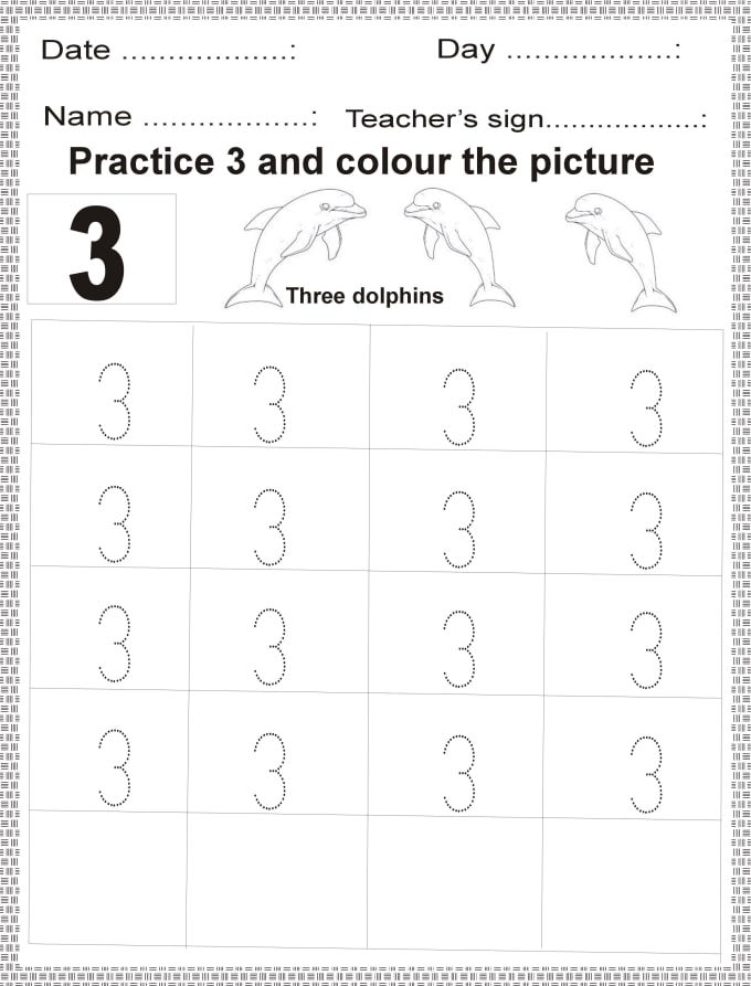Make Hand Writing Practice Worksheets By Ssproduction