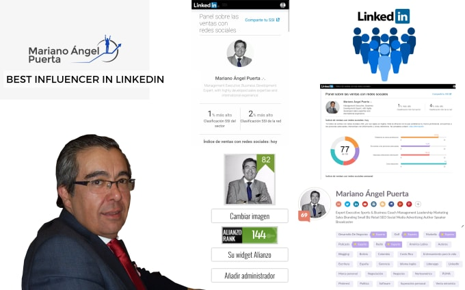 be your influencer on linkedin