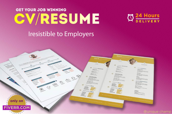 Provide Professional Resume Writing Services By Uniquechamp