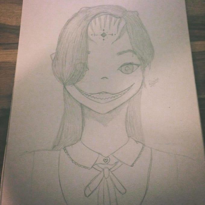 do semi realistic and anime drawings kpop anime or fan art