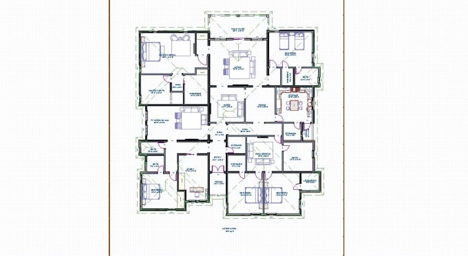 Design Creative Floor Plans By I S Abdul Fiverr