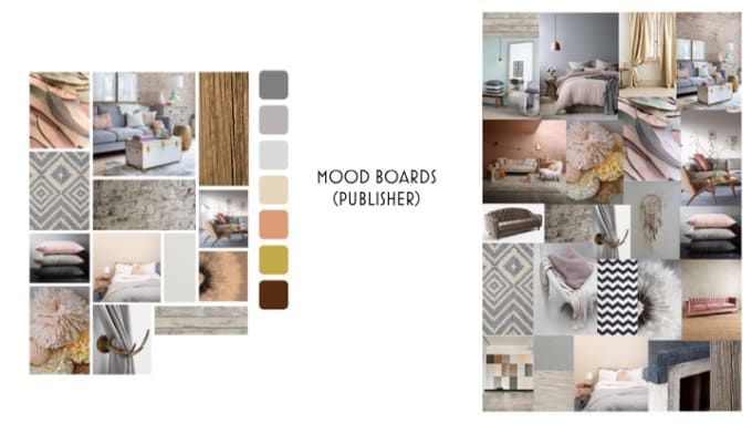 Create A Mood Board For Your Interior Design Concepts By Jeddyjayjay