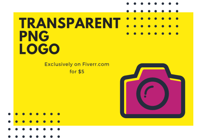 Create Transparent Png Logo Or Convert Jpg To Png By Letsmakeithq