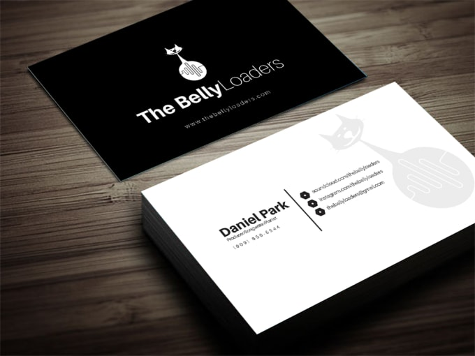 I will design logo and business card for you
