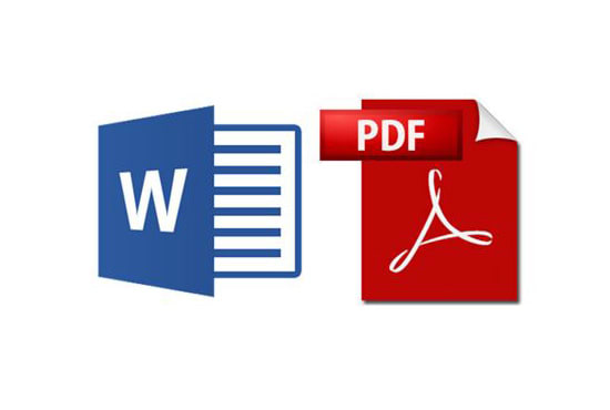 convert 3 pdf to word documents