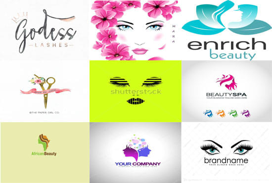 Do Makeup Artist Logo Design By