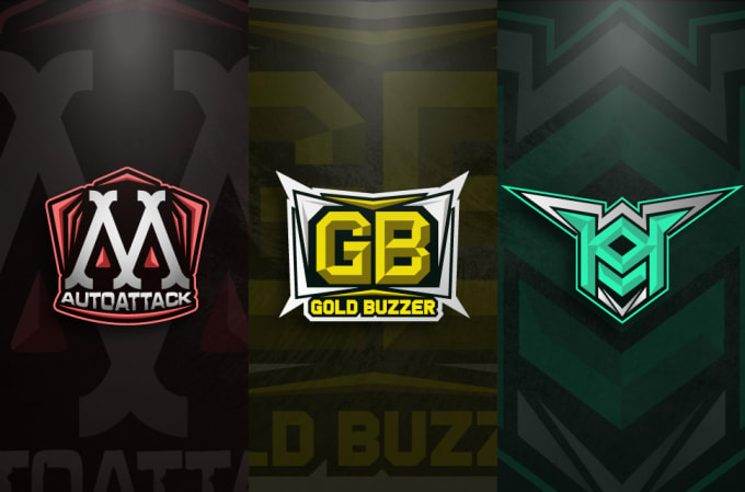 Design esports initials logo for gaming name by Tmgraph