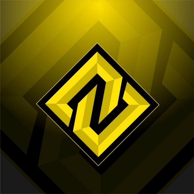 Design Cool Gaming Esports Logo With Initials By Sigeekh
