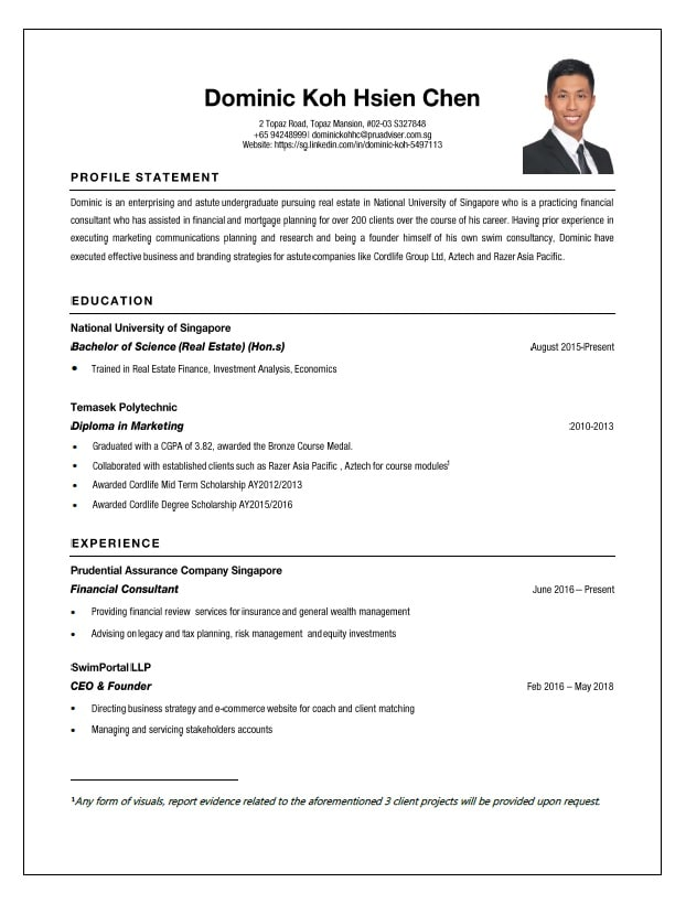 resume writing and editing services by domkhc