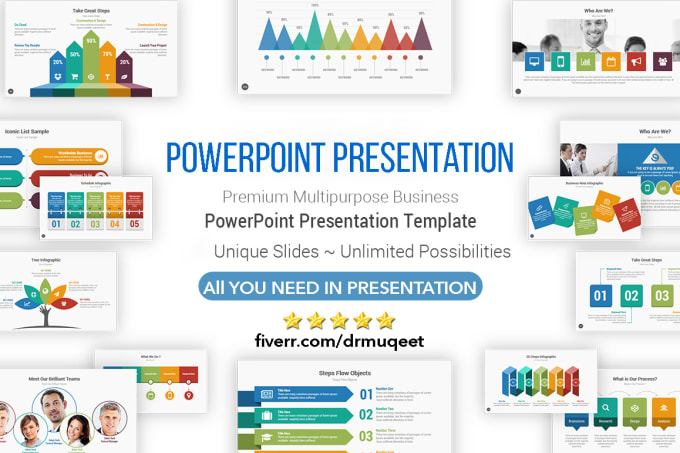 Design Powerpoint Google Slides Presentation And Template By Drmuqeet