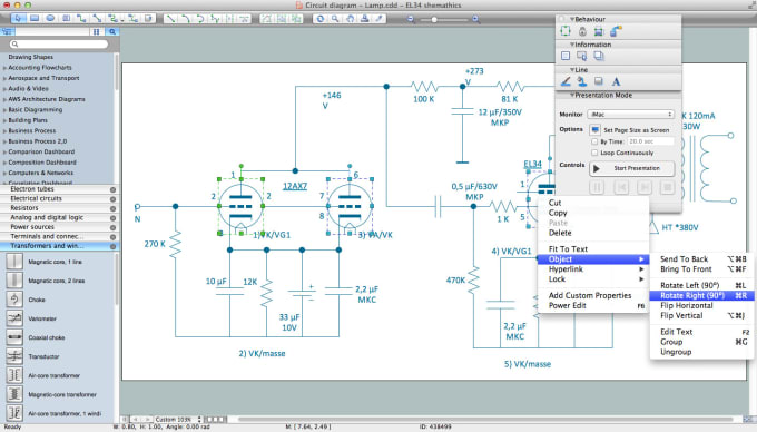Create Electrical Schematics On Visio Within 24 Hours By Jamalabdulali