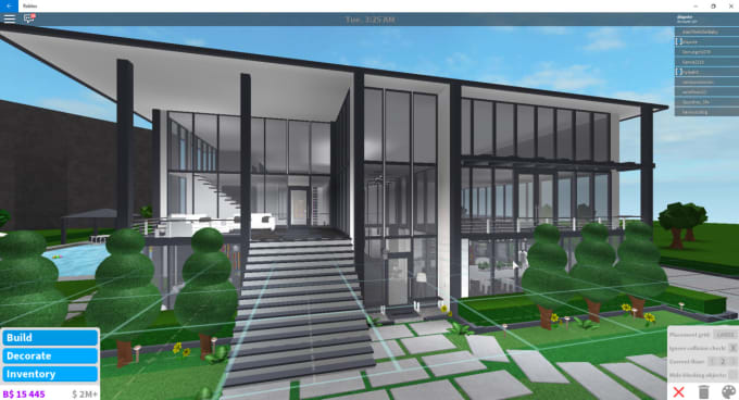 build   great bloxburg house  bloxburgbuilds