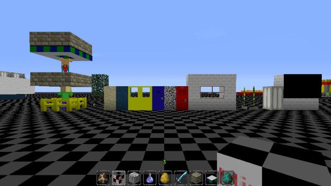 Make a minecraft texture pack by Balefeet