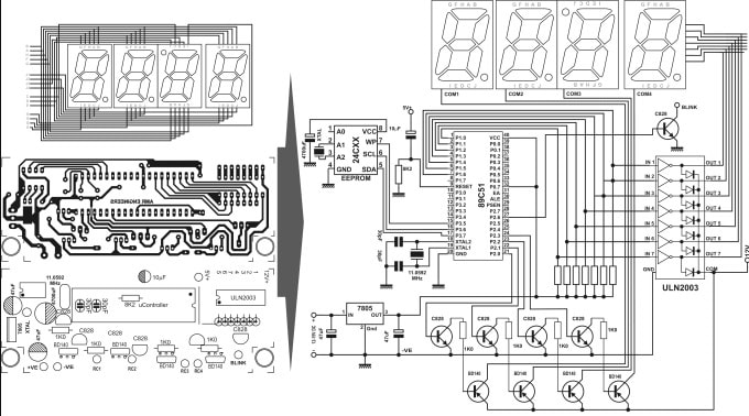 circuit board schematic diagram do reverse engineering pcb to schematics for you by ahmad908  do reverse engineering pcb to